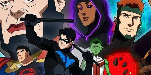 Young Justice Renewed for Season 4 by DC Universe