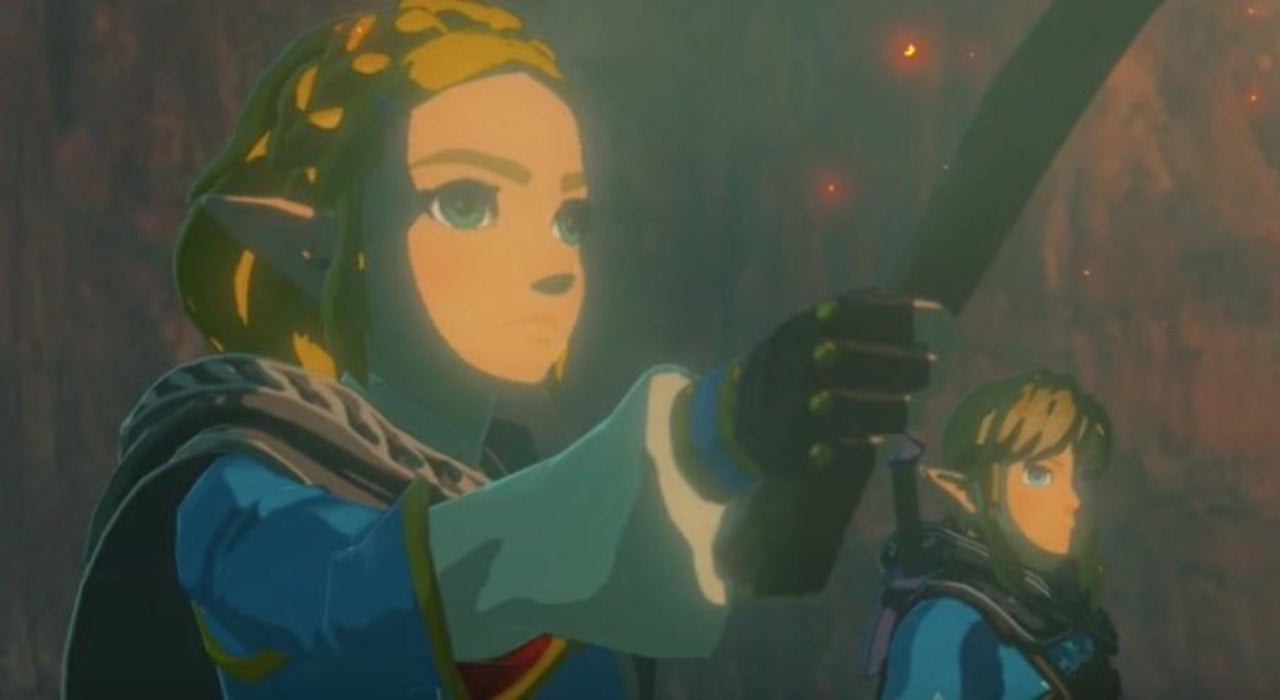 Breath of the Wild\u0027s Short,Haired Zelda Takes Internet By Storm