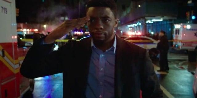 Chadwick Boseman's 21 Bridges Comic-Con Trailer Released