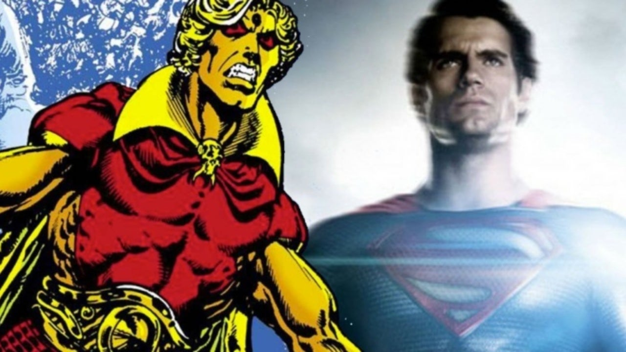 Here's What Henry Cavill Could Look like as Marvel's Adam Warlock