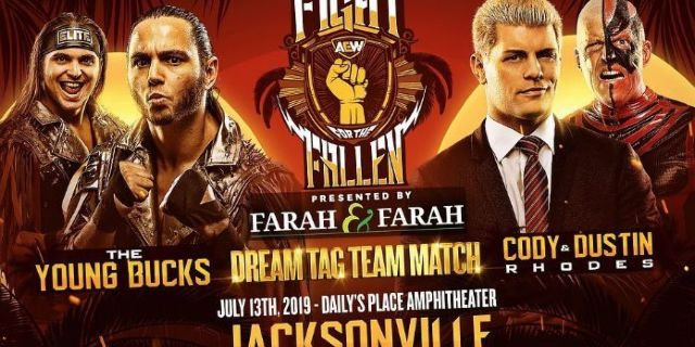 AEW Fight for the Fallen Start Time, How to Watch