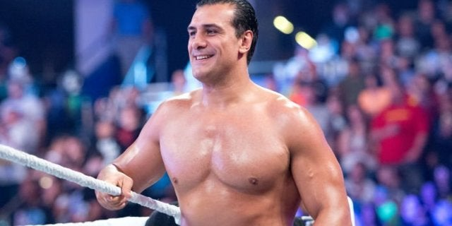 Watch: MVP and La Parka Break up a Fight at Alberto Del Rio's Wrestling Event