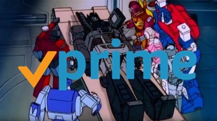 Amazon Optimus Prime Day Memes