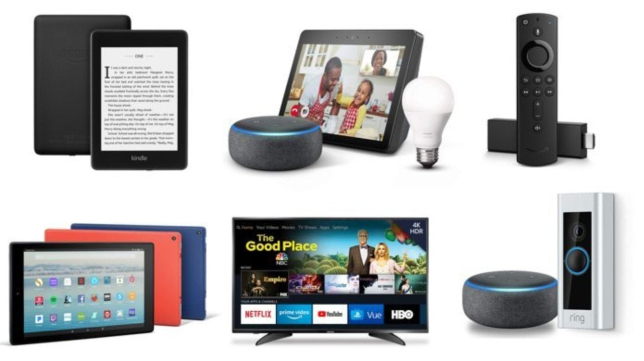 Amazon's Echo, Fire, Kindle, and Ring Device Prime Day Deals Are Live Early