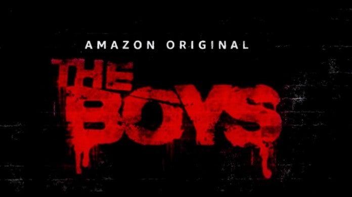 Amazon The Boys Logo Final Trailer