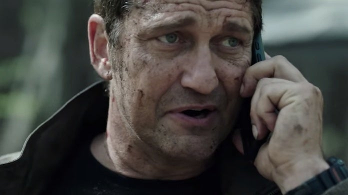 angel has fallen trailer new