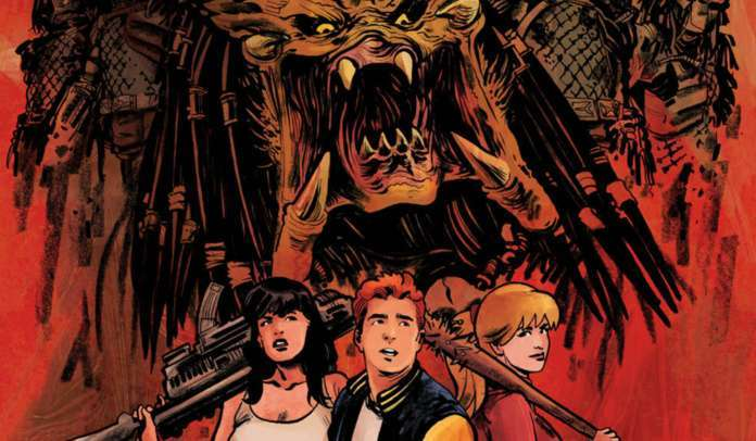 Archie vs Predator II #1 Review -
