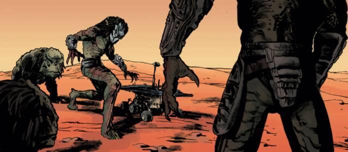 Archie vs Predator II #1 Review - Predators