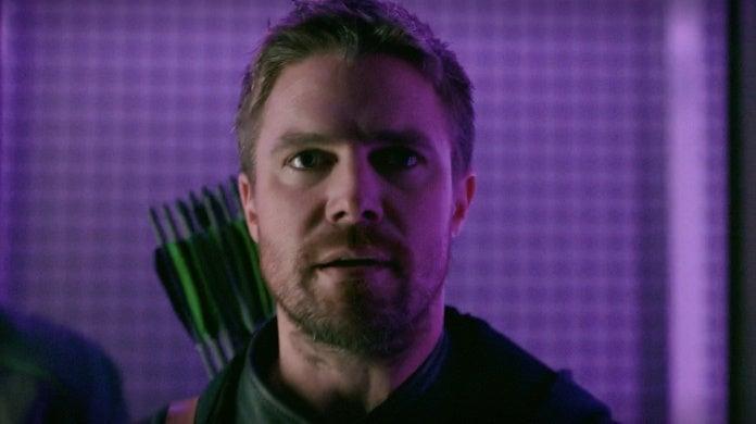arrow final season trailer