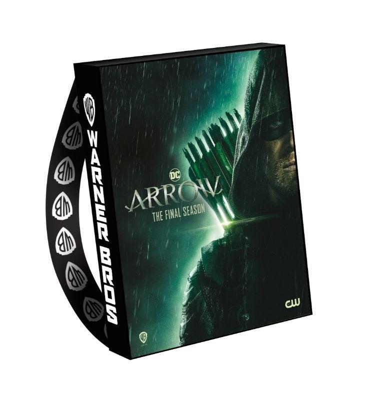 Arrow SDCC 2019 Bag