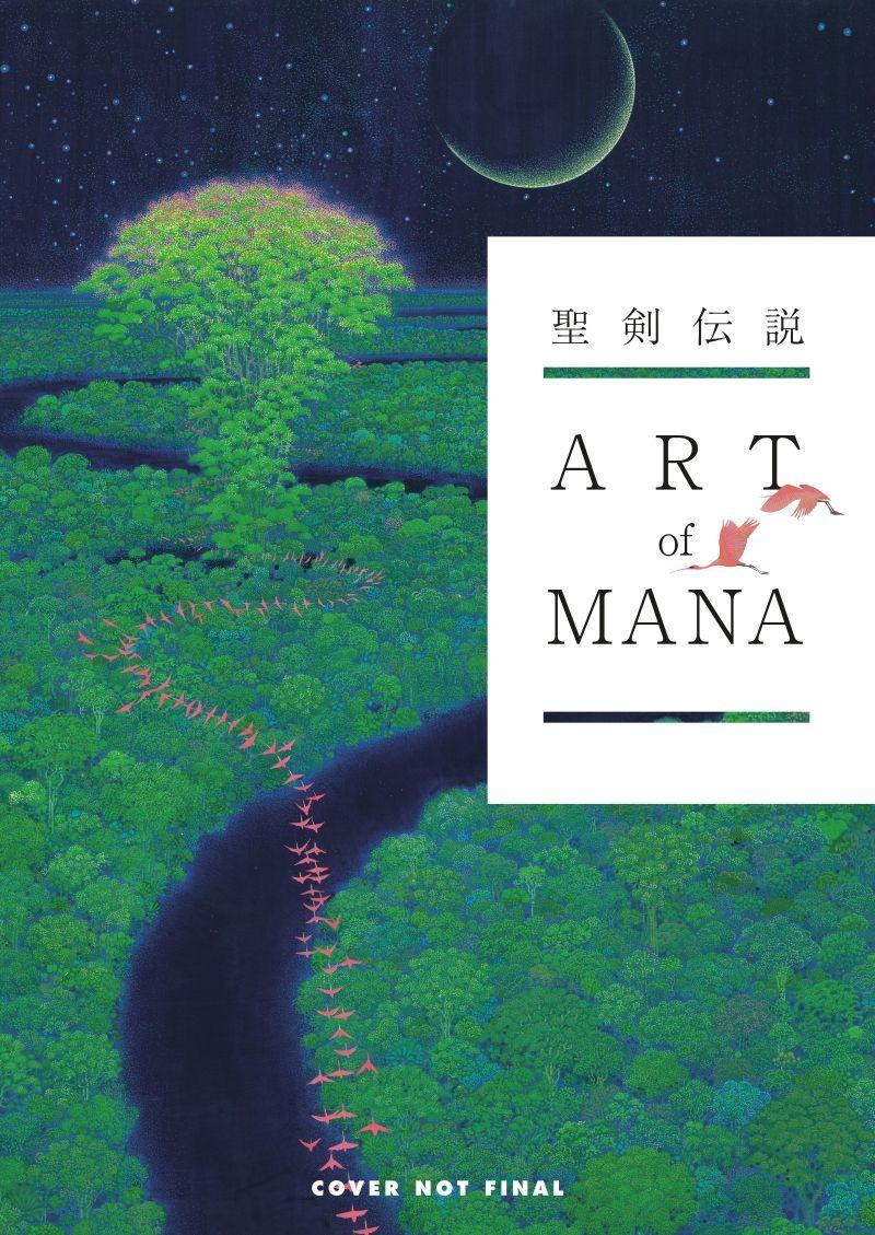 art of mana art book cover