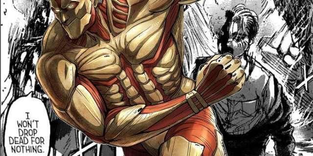 Attack Armored Titan