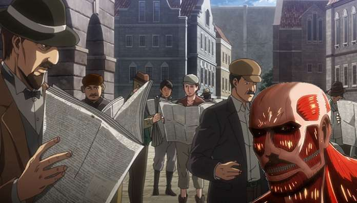 Attack On Titan Humanity