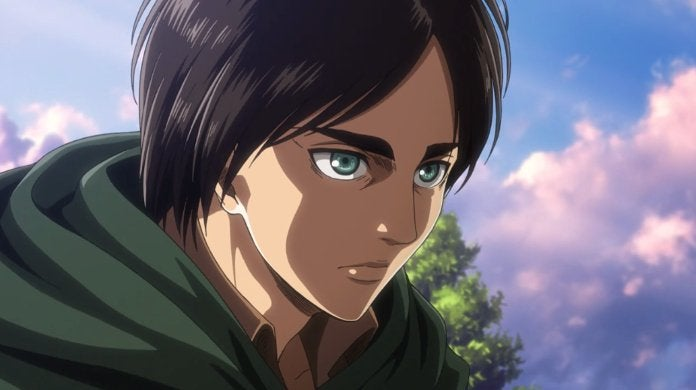Attack on Titan Season 3 Eren Yeager Older