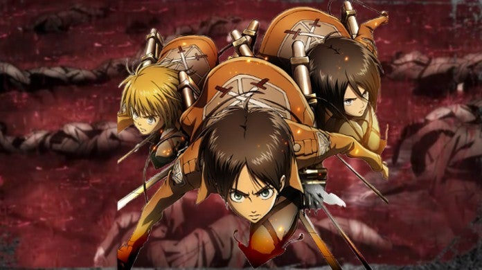 Attack on Titan Season 4 Preview Marley Arc