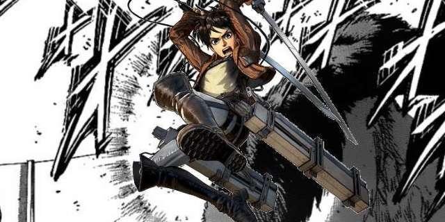 Attack On Titan Zeke