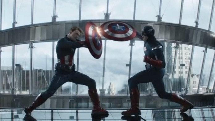 Aveners Endgame Captain America Fight