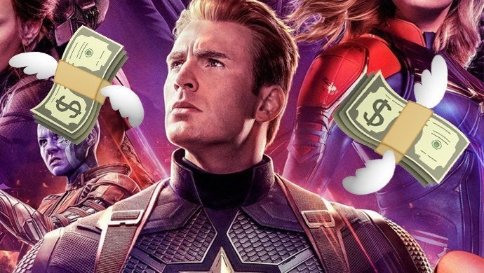 avengers box office domestic