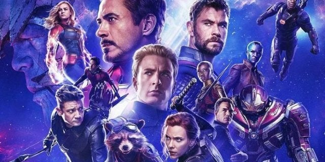 Marvel Studios Ticket Sales Prove How Impressive Avengers: Endgame Really Is
