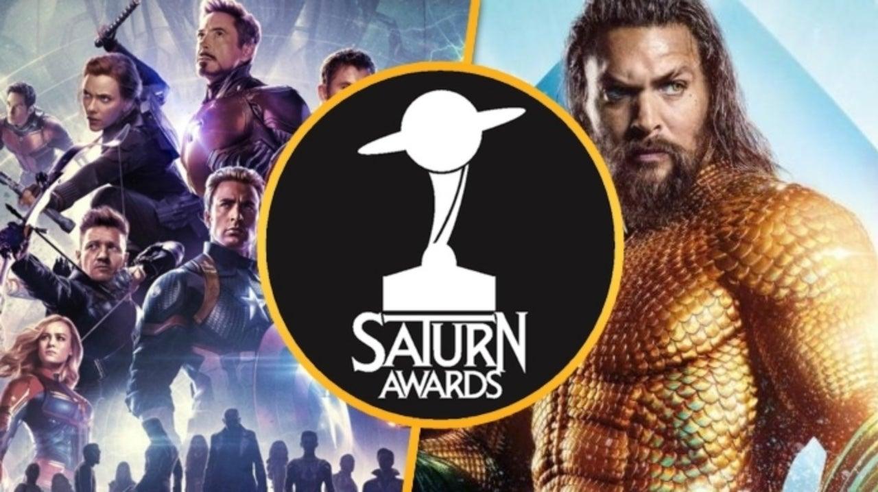 """""""Мстители 4"""" возглавили список номинантов на премию Saturn Awards 2019"""
