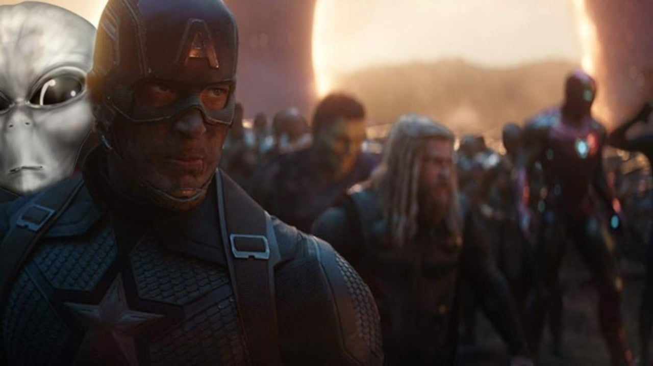 Area 51 Raid Being Compared to Avengers Assemble Moment From Endgame
