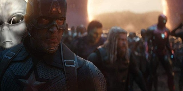 Area 51 Raid Being Compared to Avengers Assemble Moment From