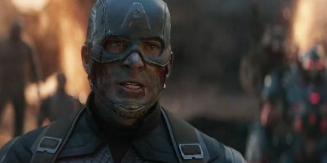 Captain America Meets His Greatest Enemy In This Hilarious Avengers: Endgame Edit