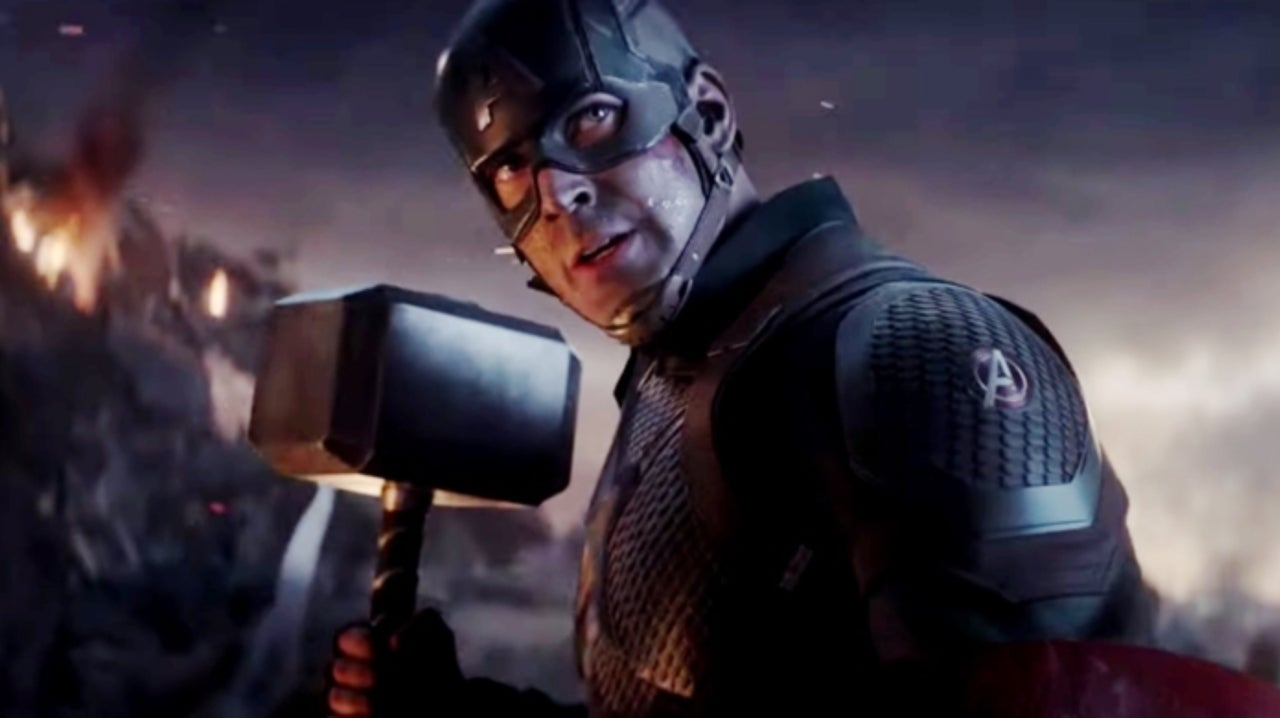 Avengers: Endgame Fan Notices Captain America's Shield Apparently Fixes Itself During Final Battle