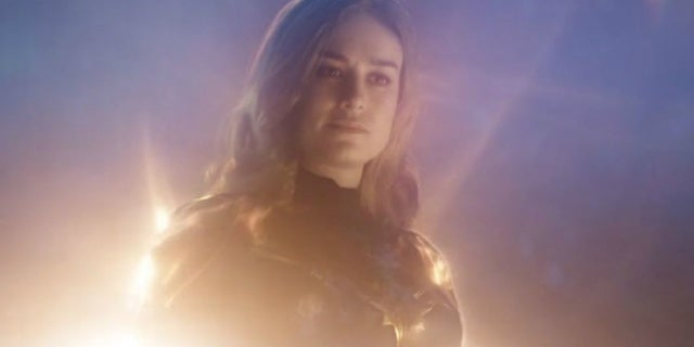 avengers endgame captain marvel