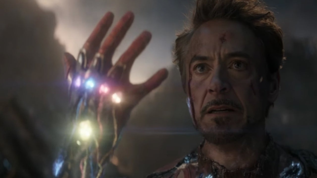 Iron Man Originally Had a Gruesome, Violent Death in Avengers: Endgame