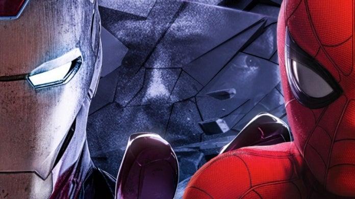 Avengers Endgame Iron Man Spider-Man comicbookcom