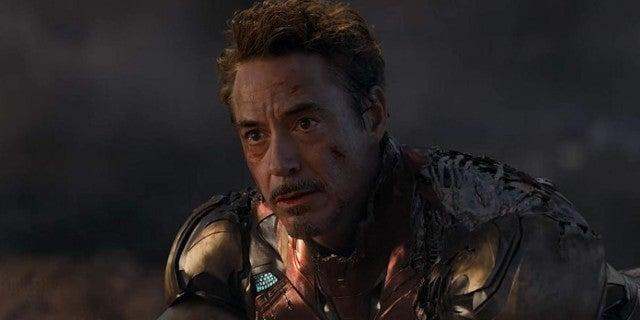 Avengers Endgame Iron Man Tony Stark