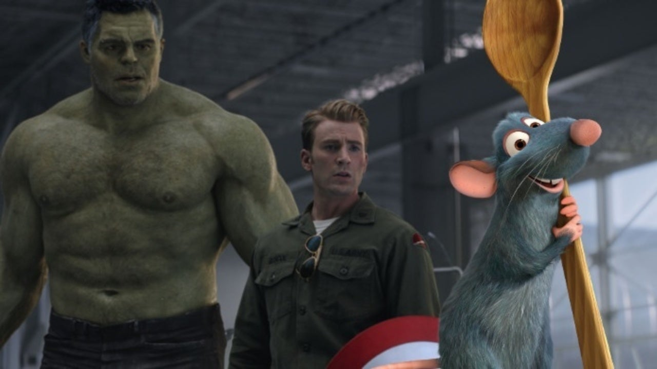 Hilarious Fan Theory Suggests Ratatouille Takes Place in the MCU