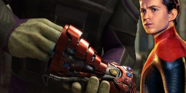 Avengers Endgame Spider-Man Far From Home comicbookcom