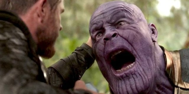 Thanos Actually Let the Avengers Kill Him in Endgame