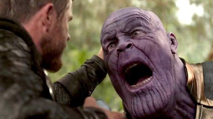 Avengers Endgame Thanos Let Avengers Kill Him