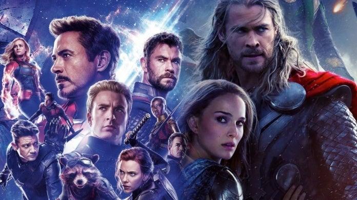Avengers Endgame Thor Jane comicbookcom