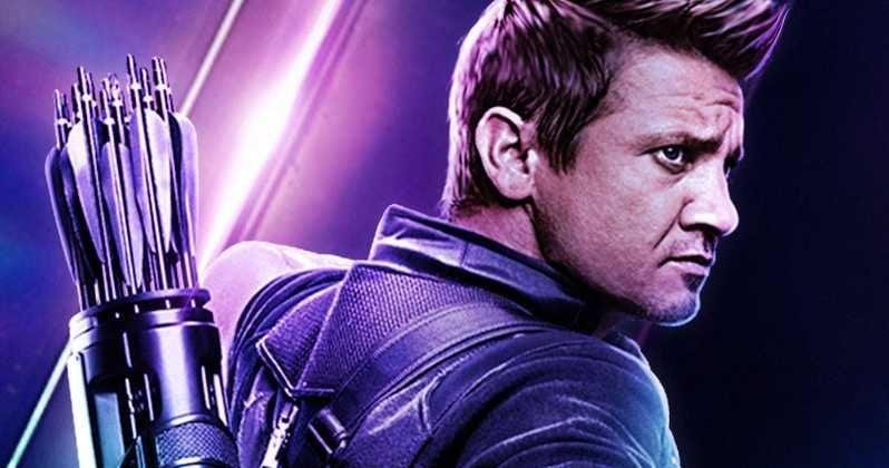 Avengers Endgame Why Hawkeye Cut Infinity War