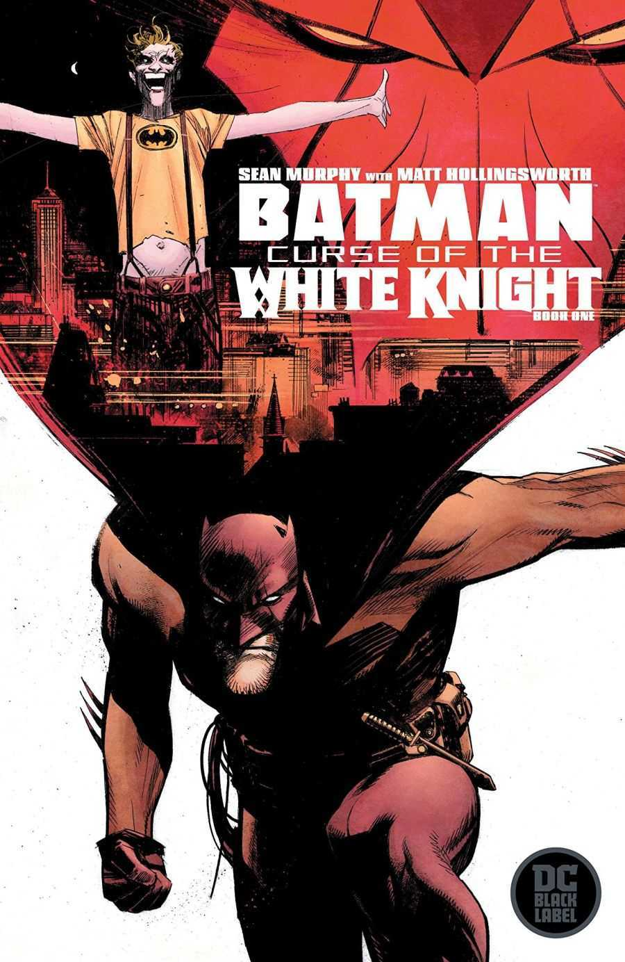 Batman Curse of the White Knight #1