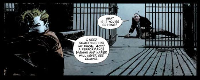 Batman Curse of the White Knight #1 Review 2