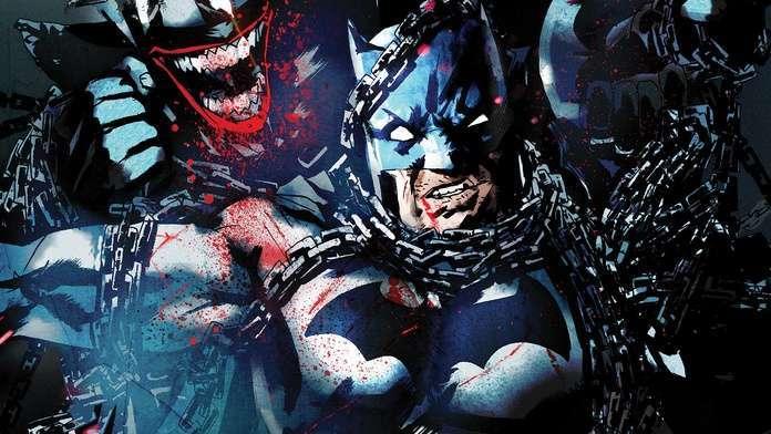 Batman is Bad - Batman Who Laughs