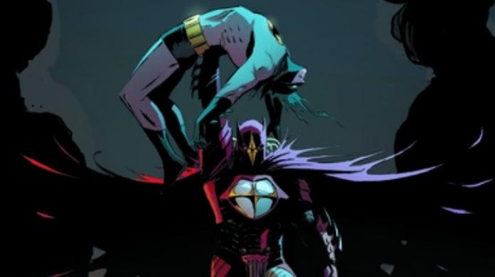 Batman Knightfall 1