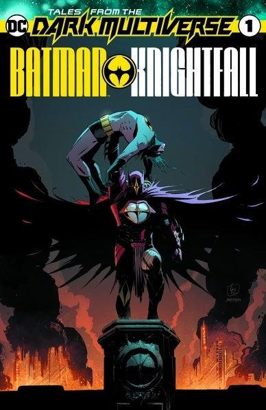 Batman Knightfall Dark Multiverse
