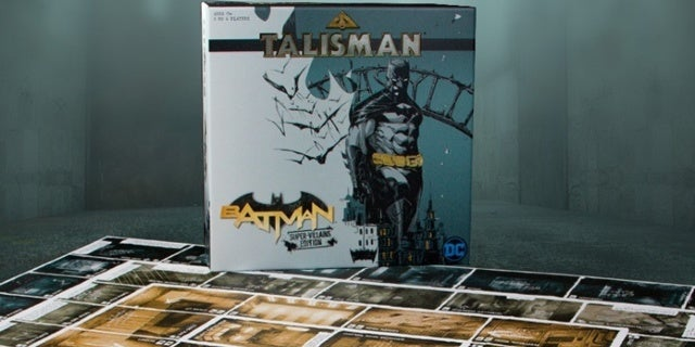 Talisman: Batman Super-Villains Edition Designer Talks Gameplay Changes and Using the New 52