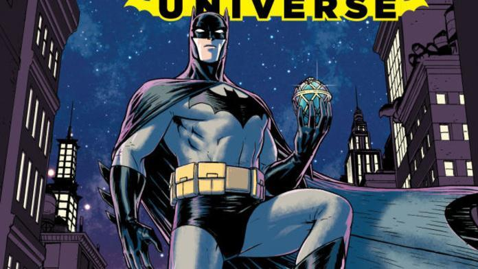 Batman Universe #1 Review - Cover