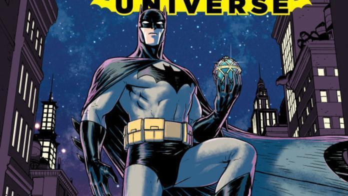 Batman Universe #1 Review - Cover