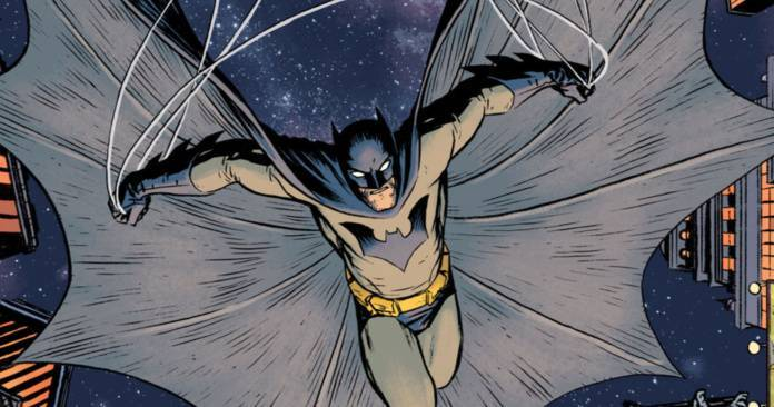 Batman Universe #1 Review - Splash