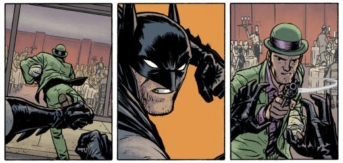 Batman Universe #1 Review - The Riddler