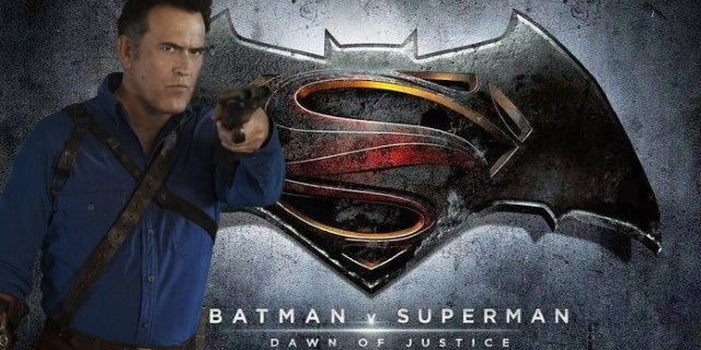 Bruce Campbell Says Batman v Superman Never Should Have Been Made