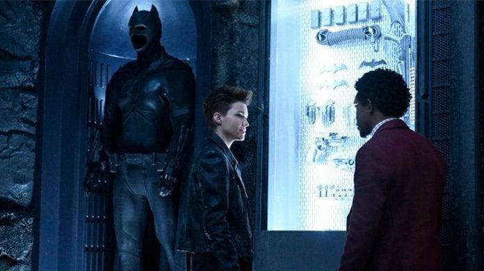 batwoman batman ruby rose the cw